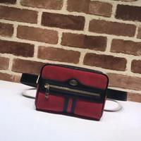 Wholesale deerskin leather bags for sale - Group buy Top Quality Design Letter Ribbon Metal Buckle Waist Bag Deerskin Leather Woman Chest Bag Handbag