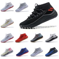 27151126ecdd 2019 New Dame 4 Damian Lillard mens Basketball Shoes Designer fashion  Trainers Chaussures Sneakers