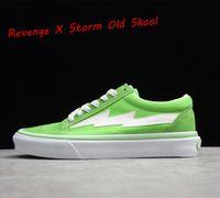 2019 Revenge X Storm Scarpe di tela Uomo Donna Slip On Leggero vecchio stile moda Skateboard Sneakers Hommes Chaussures 35 44