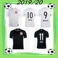 liebe uniformen großhandel-2019/20 Corinthian Soccer Jersey 2020 GUSTAVO VAGNER LOVE JADSON Trikot Corinthias PEDRINHO SORNOZA M.BOSELLI Heim Auswärts Fußball Uniform