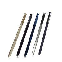 dokunmatik kalemler toptan satış-Samsung Note 8 Kalem Aktif Stylus S Pen Not Cep Telefonu Galaxy Note8 S-Pen için 8 Stylet Caneta Dokunmatik Ekran Kalem İçin