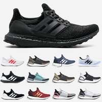 Wholesale uncaged ultra boost gold black resale online - New quality Ultra Boosts Mens Running Shoes Triple Black White ultraboost Game of Thrones Uncaged Sneakers Trainers Women Designer Shoes