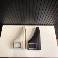 yeni moda için dövme toptan satış-Üst Kalite 2019 Yeni Tasarımcı Lüks Erkek Dövme Sneakers önyükleme Moda Marka Günlük Ayakkabılar des chaussures zapatos schuhe eğitmenler