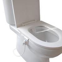 asiento de baño al por mayor-Smart Toilet Bathroom Bidet Seat Asiento Inteligente de Enjuague Sanitario Agua fría Tipo de adsorción en el inodoro