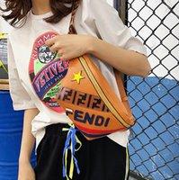 sac de messager à travers achat en gros de-Version coréenne du nouveau sac à bandoulière unique super-chaud de soutien-gorge en biais sur la lettre du petit portefeuille PU Lady Bag Fashion Wholesale
