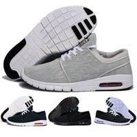 ingrosso janoski max rosso-Nike air max SB kanye converse vapormax nmd  basketball slipper sandel red bottoms fila vans clog women men  donna e da uomo Taglia 40-45 Scarpe da jogging Scarpe traspiranti
