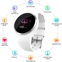 Wholesale led digital watches for ladies for sale - Group buy NEW Sport Smart Watch For Women With Health Sport Monitor Notification Reminder Smart Bracelet Fitness Tracker For Ladies Girls