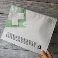 Wholesale children plastic slide resale online - 12 quot x quot Pinch N Slide ASTM Child Resistant Exit Bags White Count
