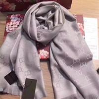 bufanda del diseñador de la borla al por mayor-2019 comercio al por mayor- diseñador de la marca otoño invierno borla gruesa bufanda a cuadros círculo para niña y mujeres arena áspera dados gruesa bufanda a cuadros