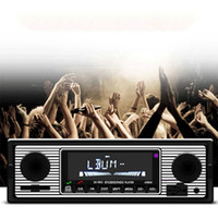 Wholesale car bluetooth mm resale online - Car Bluetooth MP3 Player Digital Radio DC12V FM Stereo Radio As Picture x x125 mm MHz