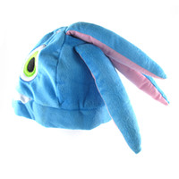 Wholesale lol cosplay online - League of Legends LOL the Tidal Trickster Fizz cosplay Soft Plush Hat Cap
