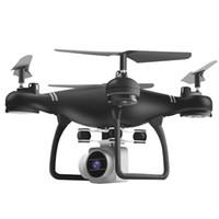 ingrosso batterie per elicottero-Airplane Selfie RC Quadcopter Remote-controlled Elicottero Fotografia aerea Batteria lunga HD Camera Drone WIFI pieghevole