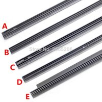 Wholesale rubber blade for wiper for sale - Group buy car Windscreen Wipers Rubber strip Wiper Blade for Forester Outback impreza Legacy XV accessories