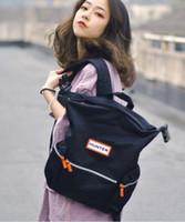 Wholesale school bag newest for sale - Group buy Newest Style Hunter School Backpack Laptop Backpacks Men Waterproof Mochila Casual Business Male Bag Travel Backpack