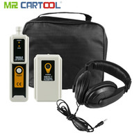 Wholesale ultrasonic transmitter for sale - Group buy Gas Detection Ultrasonic Leak Detector Transmitter Pressure Vaccum System Locator Detects Air Gas Diagnosis Kit LED Indication