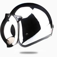 Open Face Motorcycle Helmet Vintage Kask Capacete Chrome Silver Retro Casque Mirror Pilot Jet Moto 3 4 Half Casco DOT 513