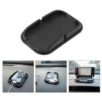 Wholesale car phone holder mat online – Car Anti Slip Dashboard Mat cm Sticky Pad Holder for Mobile Phone GPS Holder Car Organizer OOA6257