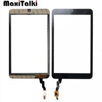 """New 8 inch Touchscreen Panel Digitizer for 8/"""" MLS IQTAB CARE 3G IQ1810B"""