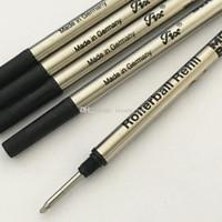 nachfüllungen großhandel-Hochwertige deutsche Schrauben-Tintennachfüllung für MB-Kugelschreiber mittlerer Größe Schulbüroartikel