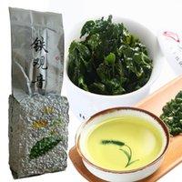 krawatte china großhandel-Tieguanyin Oolong Tee 250g China Natürlich Bio Health Care Tikuanyin Grüner Tee Riegel Guan Yin Tee Green Food