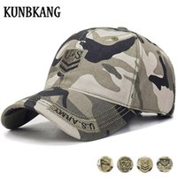 Wholesale navy seal caps for sale - Group buy New Baseball Cap Men Camouflage Us Army Cap Tactical Snapback Trucker Caps Men Navy Seal Flag Camo Baseball Caps Gorras Snapback BtDPg