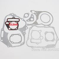 Wholesale full engine gasket set resale online - PITBIKE CC FULL GASKET SET PIT BIKE YX125 ENGINE GASKET YX NEW