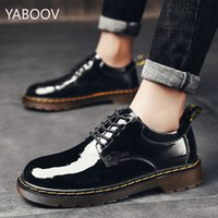 Wholesale casual men elegant shoes for sale - Group buy Genuine Leather Men Shoes Elegant Derby Classic Lace up Mens Casual Shoes Zapatos De Hombre