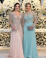 Wholesale boat neckline dresses for sale - Group buy Arabic Plus Size Evening Dresses V neck Boat Neckline Long Simple Prom Dresses Custom Made Pregnant Gowns