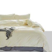 хлопок одеяло оптовых-NIOBOMO Duvet cover cotton 100%  US King Queen Twin Size 3pcs/ set Bedding set adult quilt duvet covers fundas edredones