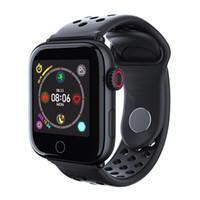 ingrosso gsm box card-Z7 Smartwatch impermeabile orologio da uomo con cardiofrequenzimetro bracciale per la misurazione della pressione sanguigna per iPhone iOS Android