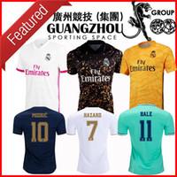 kits chineses venda por atacado-20 21 REAL MADRID Futebol PERIGO Camisetas de fútbol 2020 2021 Ano Novo Chinês Especial Edition 4 Concept kit camisas de futebol