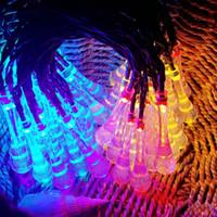 Wholesale rain lights led strip for sale - Group buy 2 M Leds String Waterproof Water Drop Rain Holiday Light Garden Street Christmas Tree Decoration Home Decor Strip