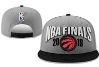 Wholesale sports toronto for sale - Group buy 26 Styles Toronto Black Hot Finals Champions Raptors Hat Snapback Adjustable Hats For Kids Youth Womens Mens Sport Cap M618F
