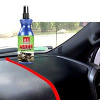 ingrosso detergenti per pelli-Car Interior Cleaner / Wax Auto Liquido Cleaners Refurbisher Agente pelle 100ml # SMT0412