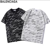 t-shirt long lâche pour homme achat en gros de-Marque T-shirts pour hommes Femmes Designer T-shirts D'été Casual Couple Vêtements Pour Hommes Lâche Fashion Marée Lettre Imprimer À Manches Courtes Tees Chaud