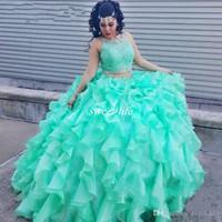 kızlar için şirin balo elbiseleri toptan satış-Sevimli A-Line Uzun Balo Elbise Özel Durum Çocuklar Örgün Abiye Elbise Kız kızın Pageant elbise Giymek