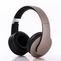 Wholesale bests headphones online – KD23 Bluetooth Wireless earphone Headphones Headband TF Card Radio Bests Support Comfortable Gaming Headset Stereo HIFI for Android