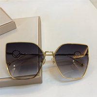 Wholesale eyewear frames butterfly style for sale - New fashion designer sunglasses s cat eye frame simple bestselling style top quality uv protection eyewear with original box
