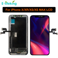 Wholesale AMOLED Screen For iPhone X XS XR XS MAX LCD Display Touch Screen Digitizer Assembly OEM Replacement TFT Tested For iPhone X quot