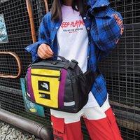paquetes de cintura grande al por mayor-Bolsos de lujo Totes The North con Sup Duffle Bag Diseñador Crossbody Bags Face Large Fanny Pack Ipad Case Riñonera NF Outdoor Bag B81403