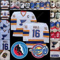 minnesota north stars jerseys achat en gros de-Brett Hull - Patch - Hall of Fame - Patch - Blues de St. Louis, Red Wings de Detroit