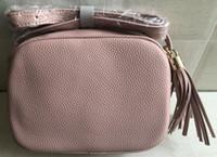 bolsa de mensajero golpe al por mayor-Marca de alta calidad bolso de hombro bolsos de diseño Bolsos de embrague nuevo éxito color Ling rejilla Messenger bag paquete de cadena simple cruz Bolsas de cuerpo