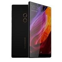 goophone gold 8gb оптовых-Компании Xiaomi микс Ми смартфон с 6.4-дюймовым полный экран процессор Snapdragon 821 6 ГБ оперативной памяти 256 ГБ ПЗУ телефона Xiaomi 2040x1080P