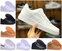 chaussures de course hautes pour hommes achat en gros de-marque Discount 1 dunk Onè Femmes Hommes Flyline RUNNING Chaussures de sport Skateboarding Ones Chaussures High Low Cut Blanc Noir Outdoor Formateurs Chaussures de sport
