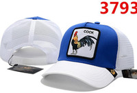 kaliteli horoz toptan satış-2019 yeni toptan Klasik tasarım seçimleri popüler Marka ünlü Kapaklar Mektuplar horoz kap en kaliteli spor şapka polo beyzbol şapkaları kadın erkek