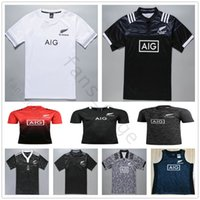 0ba6d2b67 Wholesale super rugby jerseys online - 2019 New Zealand Super Rugby All  Blacks Jerseys Performance Home