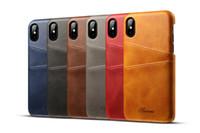 ingrosso carta cartoon dura-Custodia in pelle per iPhone XR XS Max X 8 7 Plus Samsung S10 Lite S9 s9 plus Note9 Huawei Mate20Pro