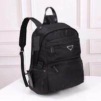 14 moda dizüstü bilgisayar çantası toptan satış-2019 dizüstü sırt çantası moda tasarımcısı sırt çantası omuz çantası çanta presbiyopik paketi messenger çanta paraşüt kumaş laptop sırt çantaları