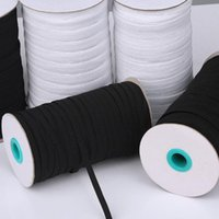 Wholesale korean clothing for babies resale online - 2020 for mask elastic band ear rope DIY Braided Elastic Band Cord Knit Band Sewing mm Widely Used for Masks