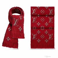 dickes kaschmirgarn großhandel-14 klassische Kaschmirschals, weiche Wollgarne, hochwertige, warme und dicke Winter-Luxusschals für Männer und Frauen 180 * 30